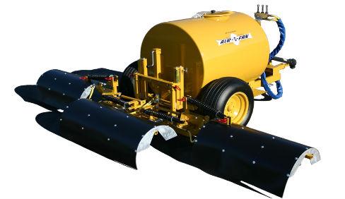 Air-O-Fan Herbicide Sprayer 300-500 Gallon » Bakersfield