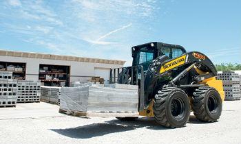 New Holland Compact Construction, Loaders, Excavators