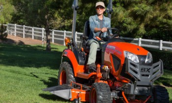 Kubota, BX, and L-Series Tractors » Bakersfield, Delano