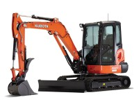 kubota construction