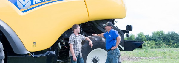New Holland Equipment Service - Bakersfield, Delano, Santa
